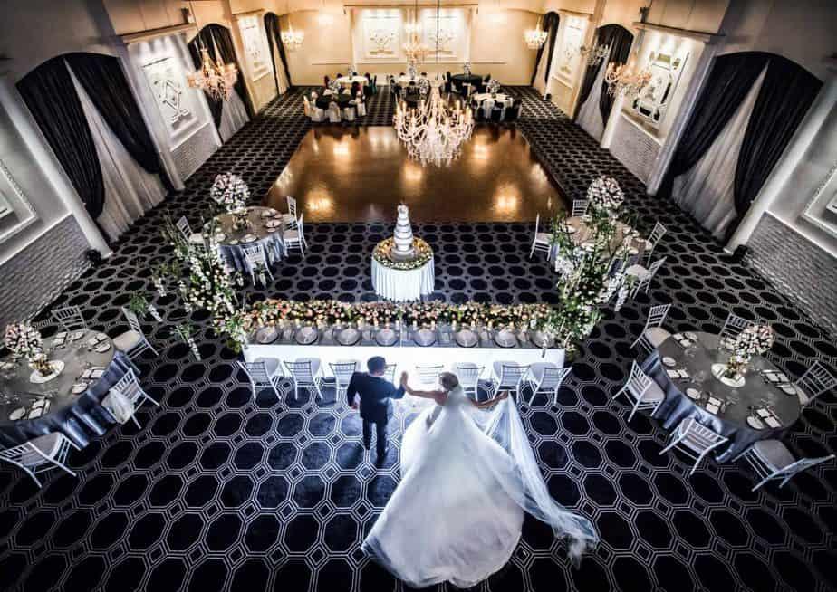vogue wedding venue