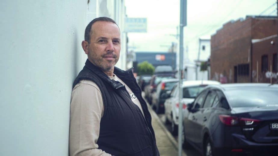 Robert Lobosco in Melbourne 2020